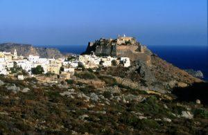 Wandern auf Kythira in Griechenland