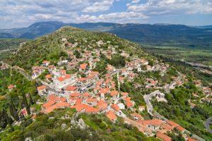 Arkadien Wandern auf Peloponnes Griechenland