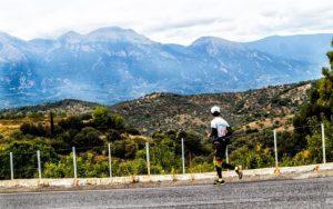 Wandern Marathon auf Lakonien Peloponnes