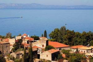 Wandern Peloponnes rund um Mesinia