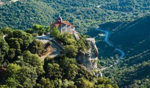 Wandern Peloponnes Arkadien