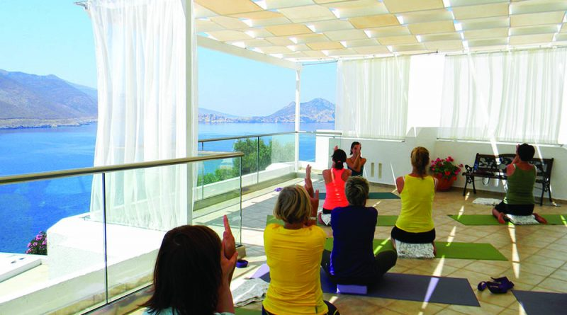 Yoga Events auf Amorgos
