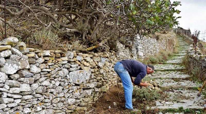 Wandern auf Amorgos