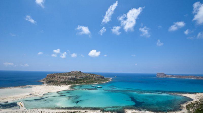 Insel Kreta Strand