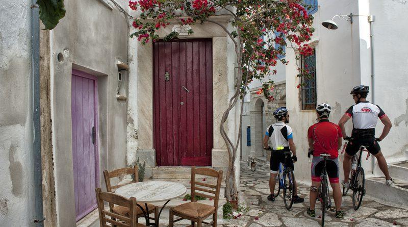 Fahrradrundreisen Griechenland Reisen