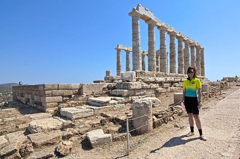 Griechenland Reisen Fahrrad