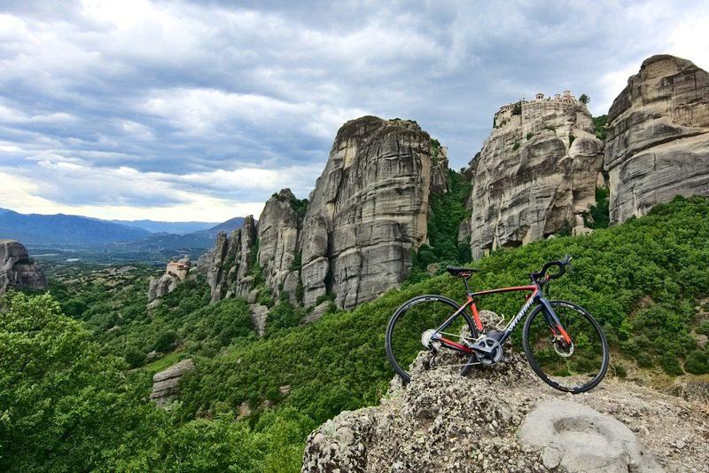 Fahrradrrundreisen durch Griechenland
