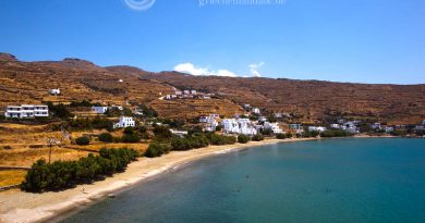 Reiseberichte Inselhüpfen Griechenland