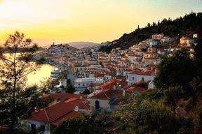 Saronische Insel Poros