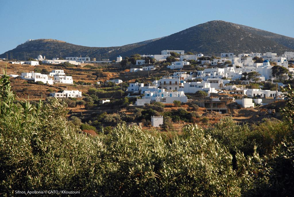 Sifnos Inselhüpfen bei Griechenland Reisen buchen