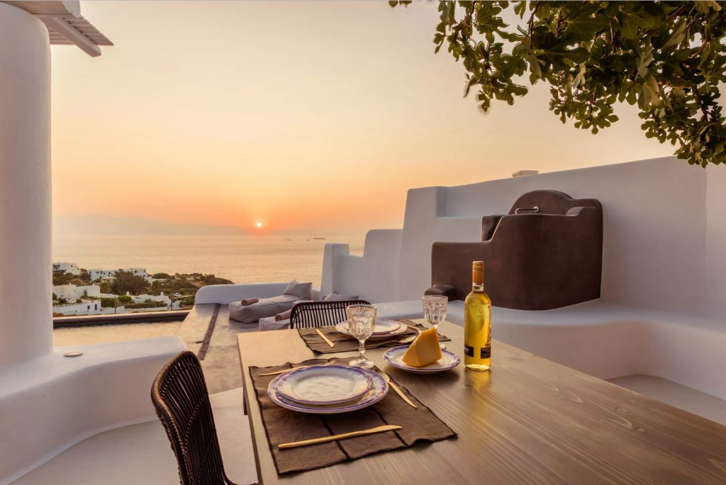 Naxos Ferienhaus Venti