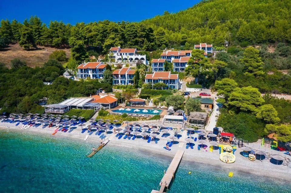 Griechenland Hotels