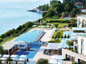 Strandhotel Griechenland