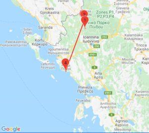 Inselhopping Korfu mit Ionischer Küste